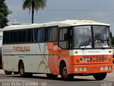 Ônibus da empresa Viação Paraúna, carro 660, carroceria Nielson Diplomata 350, chassi Scania S112. Foto na cidade de Goiânia-GO por João Victor | GOIÂNIA - GO, publicada em 06/05/2012 21:00:38.