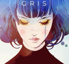 Brought to life through delicate art, detailed animation and an elegant original score, ethereal indie game GRIS comes to the Nintendo Switch system on Dec. Magnum Opus, Fanart, Art Gris, Character Inspiration, Character Design, The Binding Of Isaac, Posca Art, Watercolor Stickers, New Video Games