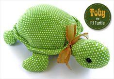 tortue en tissu (tuto gratuit - DIY)