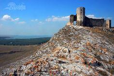 Cetatea Enisala, Dobrogea - Poza din Delta Dunarii Danube Delta, Romania, Monument Valley, Nature, Travel, Naturaleza, Trips, Viajes, Traveling
