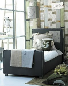 Great ideas for boy's room