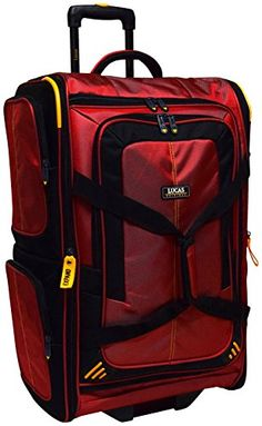Lucas Accelerator 22 Inches Bag One Size Red -- Be sure to check out this awesome product.