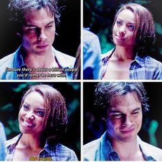 Knew they'd become besties haha their scenes have been my favorite parts of this scene #TeamBamon  I really hope Bonnie comes back soon!