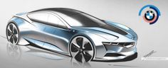 BMW Design Sketch