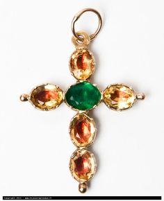 Kingus Rainbow Lollipop Dangle Drop Boucle doreille Long Pendentif Boucles doreilles Creative Design Poterie Douce Boucle doreille 1#