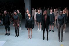 Watch The adidas Originals x Kanye West Yeezy Season 1 Fashion Show [VIDEO]