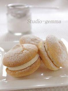 「すぐできて簡単♪ふんわりミルクブッセ」お菓子教室スタジオジェンマ | お菓子・パンのレシピや作り方【corecle*コレクル】