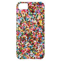 Sprinkles iPhone 5C Case. <3