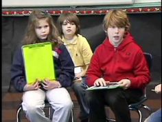 Questioning in a Socratic Seminar - YouTube  I would start working through and modeling a Socratic Seminar the first day school. I think it gets students thinking and also listening to one another.