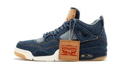new style 0bec8 f63d2 Up for Sale  Nike Air Jordan 4 IV Levis edition.