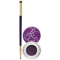 Color of the Year inspiration: Tarte EmphasEYES Waterproof Clay Shadow / Liner in Plum. #Sephora #sephorapantone #coloroftheyear @Lola McGinnis COLOR