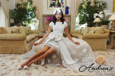bride on a couch - Google Search