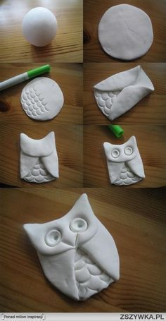 Cute owl craft. Maybe a good bridging activity between Guides and Brownies