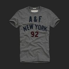 Abercrombie and Fitch Mens Graphic Tees 396 $58.00
