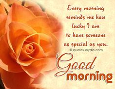 20 Cute Good Morning Text for Him - Part 19
