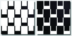 India Serena  Verticalité du carré (Dyptique)  Tecnica: acrilico/tela  Medidas: 40 x 40 x 6 cms c/u