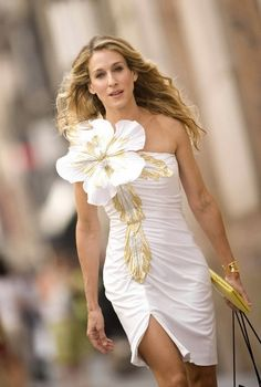 carrie bradshaw / sjp.  The ultimate downtown girl