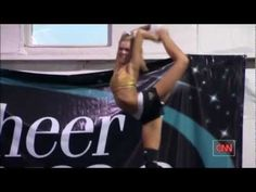 Cheer Extreme Maddie 360 Ball up = BEAU-T-I-FUL