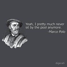 Marco Polo - world history memes