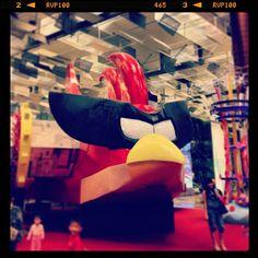 Angry Birds Space // #italianiasingapore #italiansinsingapore