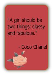 Luckily I'm both. Happy Things, Classy And Fabulous, Coco Chanel, Thought Provoking, My Childhood, Awesome Stuff, Favorite Quotes, Personality, Channel