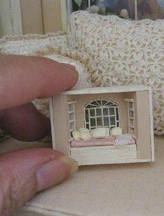 1/144th scale room box