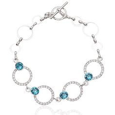 dearWYW Genuine Swarovski Elements Crystal Bracelets SW59... https://www.amazon.com/dp/B01H1A36AM/ref=cm_sw_r_pi_dp_TGDDxb99E09C7