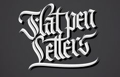 Despite being one of the oldest forms of writing styles that the myriad of digital fonts and typefaces evolved from, artwork featuring Gothic and Blackletter calligraphy is now a rare find among the various lettering and typography styles that are popular today. However there's still a number of talented scribes who produce beautiful work with …
