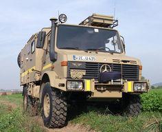 Unimog U 1300 L H-P Hommes, Wohnmobil, Camper, Bundeswehr Sanitätskraftwagen explorer