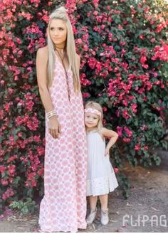 """""""Lots of beautiful flowers here. Cole And Savannah, Savannah Chat, Sav And Cole, Everleigh Rose, Mother Daughter Photography, Kids Outfits, Cute Outfits, Kids Fashion, Fashion Outfits"""