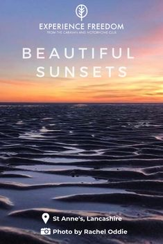 Explore some of the beautiful sunsets across the UK. If you're looking for the perfect place to stay why not try glamping with Experience Freedom. Glamping Uk, Glamping Holidays, Camping Pod, Tent Camping, Beautiful Sunset, Beautiful Beaches, Best Location, About Uk, The Great Outdoors