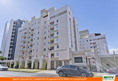 Paisagismo do Costa do Sol. Condomínio fechado de apartamentos localizado em Campinas / SP.