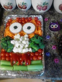 Owl Party Food Ideas | Jewelry Bar food! looks so easy! thehrayteam.origamiowl.com