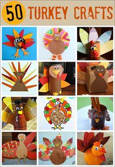 50-turkey-thanksgiving-crafts1.jpg 1,097×1,600 pixels