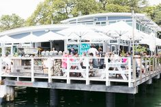 The Boathouse in Balmoral Beach, Sydney, Australia