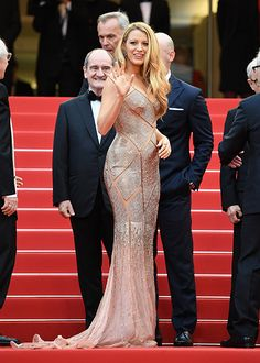 Cannes 2016 Red Carpet Photos: See All the Stars | Blake Lively at the Opening Ceremony | EW.com