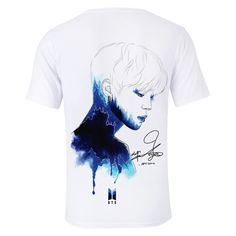 be08de6cfc0a Beautiful BTD Printing 3D T Shirt bts shirt