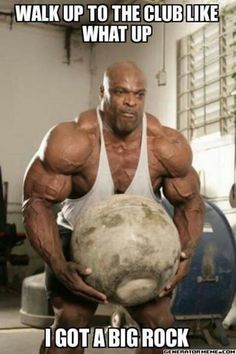 #Bodybuilding #Motivation - This Is Where We Fight with Ronnie Coleman http://www.youtube.com/watch?v=ErEornC0O5M