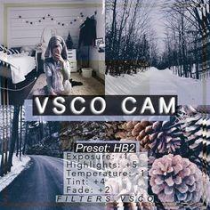 VSCO FILTER SETTING (91)