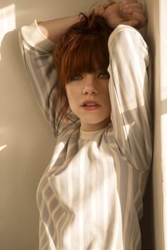 """Carly, you're killing us. Jepsen's second album, E•MO•TION, isn't due out until Aug. 21, but she's been releasing nearly a track a week for the past month, giving fans a taste of bangers like """"Warm Blood"""" and """"Run Away With Me."""""""