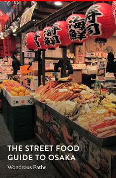 Osaka is widely regarded to have some of the best food in Japan. Quick, tasty bites are in Osaka's DNA. And best of all, they are all super cheap! Japan Travel Guide, Tokyo Travel, Asia Travel, Travel Guides, Japanese Travel, Visit Japan, Tasty Bites, International Recipes, Foodie Travel