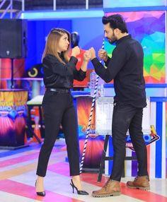 Beautiful Couple, Character Shoes, Capri Pants, Dance Shoes, Couples, Pakistani, Fashion, Dancing Shoes, Moda