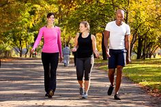 Make #exercise fun and social. My Food Diary shares tips for starting a #walking group. It's time to get up and get moving!
