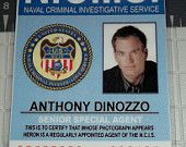 NCIS Tony DinozzoID prop replica ID badge by UncleJacks