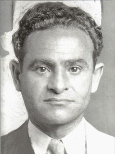 """Obit - Joseph Amberg - Organized Crime Figure. He along with his brothers Louis """"Pretty"""" and Hyman Amberg were the most feared gangsters in the Jewish neighborhoods of Brooklyn, New York City"""