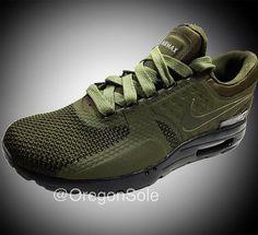 "First Look at Upcoming ""Green"" Nike Air Max Zero Colorway - EU Kicks: Sneaker Magazine"