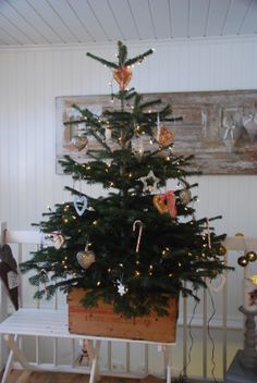 My Christmas tree