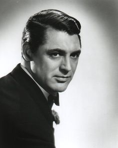 One of the best-looking and most-hilarious actors of all time, Cary Grant. And one of my favorites.