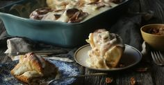These homemade cinnamon rolls are the stuff that breakfast dreams are made of!