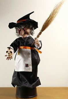 witch - Halloween History Witches
